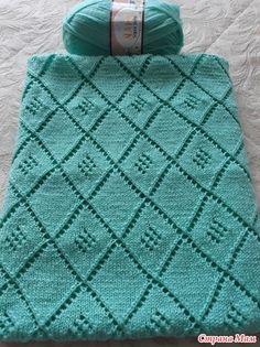 Knitting Machine Patterns, Knitting Stitches, Baby Knitting, Knitting Patterns, Filet Crochet, Crochet Yarn, Manta Crochet, Knitted Blankets, Crochet For Kids