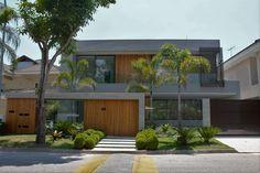 Aurora Grei Architecture - My House ♤ - Bedroom Minimalist, Minimalist House Design, Minimalist Architecture, Modern Architecture House, Minimalist Home, Architecture Design, Unique House Design, House Front Design, Dream Home Design