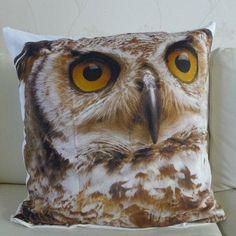 stort putetrekk - ugle Retro Lampe, Owl, Bird, Animals, Shopping, Animaux, Owls, Birds, Animal
