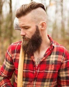 Matt Merz - full thick long beard beards bearded man men mens ...