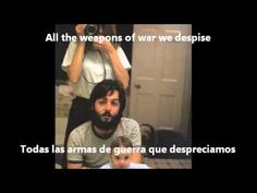 FACEBOOK: https://www.facebook.com/strawberryfieldsforever2012 Paul McCartney compuso esta canción para recordar el amor de su fallecida esposa Linda, una ca...