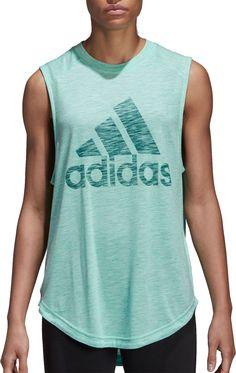 4c84bb96fe adidas Women s Winners Muscle Tank Top