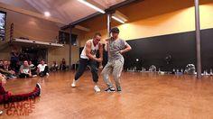 Keone & Mariel Madrid :: Dangerous by Michael Jackson (Choreography) :: Urban Dance Camp