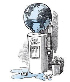 """""""Los recursos naturales no son eternos tarde o temprano lo echaremos de menos."""""""