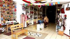 Huizache - Arte Vivo de Oaxaca 70 artisan families sell their beautiful products in  this beautifully merchandised store at the corner of Macedonio Alcala & Murguía
