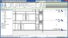 Advanced Revit Architecture 2014 Tutorial | Linking Revit