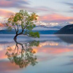 GCMEHN located near Lake Wanaka, Otago, New Zealand. Source: http://instagram.com/discoverearth