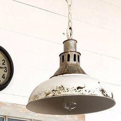 Industrial Retro Pendant Lamp
