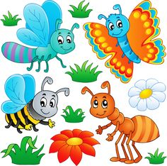 Ant Illustrations and Stock Art. Ant illustration and vector EPS clipart graphics available to search from thousands of royalty free stock clip art designers. Butterfly Clip Art, Cute Butterfly, Insect Clipart, Cute Clipart, Class Decoration, Bugs And Insects, Stock Art, Cartoon Drawings, Graphic Design Art