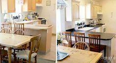 Kitchen countet