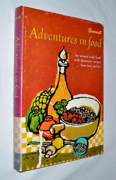 1964 Adventures in Food Cookbook by ApronFreeCooking on Etsy, $11.00    https://www.etsy.com/listing/115176088/1964-adventures-in-food-cookbook