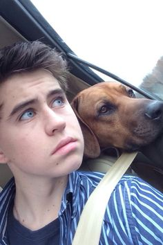 43 of you that won't fall in love with his eyes, or anything else, go follow @Nash Grier please? :D <3