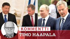 Kun presidentti Sauli Niinistö matkustaa Valkoiseen taloon tapaamaan presidentti Donald Trumpia, se on merkki siitä, että Suomi ja varsinkin Suomen näkemys Venäjästä kiinnostaa juuri nyt erityisen paljon, arvioi IS:n politiikan erikoistoimittaja Timo Haapala.