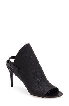 Balenciaga 'Glove' Slingback Open Toe Sandal