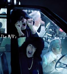 "Taeyang and G-Dragon being dorks in ""Ringa Linga"" m/v Gd Bigbang, Daesung, Ringa Linga, Pop Crush, Big Bang Kpop, G Dragon Top, Artists And Models, Block B, Korean Music"