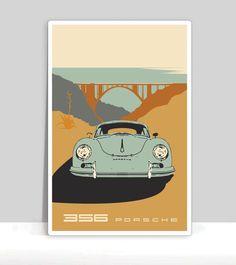 356-Porsche-Bixby-Bridge,-California-Highway-1.gif