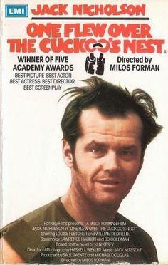 El señor de los bloguiños: Alguien voló sobre el nido del cuco (1975) de Milo...