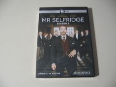 Masterpiece: Mr Selfridge - Season 2 (DVD, 2014, 3-Disc Set) Brand New & Sealed: $14.99:Masterpiece: (DVD, 2014, 3-Disc Set)  CREATOR OF THE MOST FAMOUS SHOPPING MALL IN THE WORLD IN LONDON. He was from the U.S.