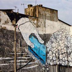 #streetartistry #streetart #graffiti #onthewall #rackup by hartley879