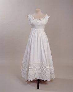 1830 petticoat