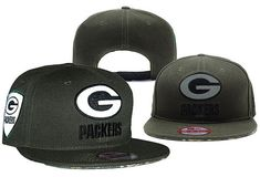 NFL Green Bay Packers Fashionable Snapback Cap for Four Seasons