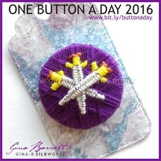 Day 75: Ides of March #onebuttonaday by Gina Barrett