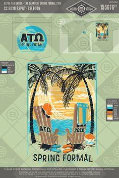 Alpha Tau Omega - Tau Chapter Spring Formal 2016  #BUnlimited #BUonYOU #customgreekapparel#greektshirts #fraternity #sorority#greeklife #tshirts #tanks #springformal #formal #beach #AlphaTauOmega #loungechairs #ATO #ocean #function