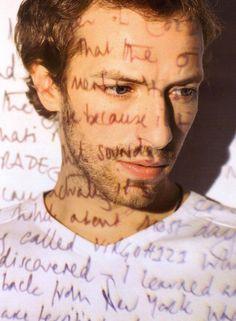 Coldplay Chris Martin -  I love Coldplay.
