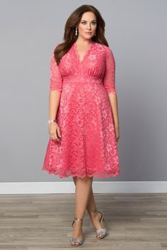 Forget pretty! Feel gorgeous in pink with our Mademoiselle Lace Dress. Enjoy 20% off orders over $150 or more + free shipping with code SIZZLE. Hurry, this offer is only valid until 8/31/16 at 11:59pm.