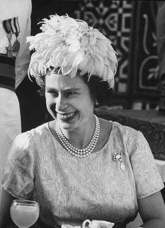 Elizabeth II [RF: England RF]