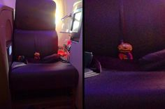 Mayor McCheese Flies to London - Mayor McCheese is on his way to London to represent McDonaldland at the 2012 Olympic Games.