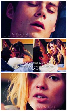 I don t care | Stalia by N0xentra