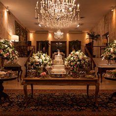 Arquitetura de Eventos e Interiores Decoração de Casamento
