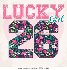 Vintage vector print and varsity.For t-shirt or other uses,in vector. - stock vector