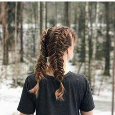 Trançados   #penteados #tranças