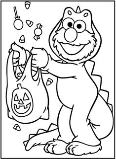 Belle Coloring Pages, Cute Coloring Pages, Flower Coloring Pages, Coloring Pages To Print, Coloring Pages For Kids, Coloring Books, Kids Coloring, Adult Coloring, Disney Halloween Coloring Pages
