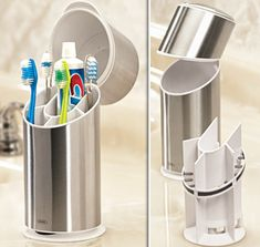 Toothbrush Organizer - Fresh Finds