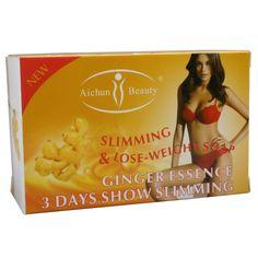 3 dni skuteczne imbir ciała wyszczuplający mydło 100g, tłuszczu Zmniejszenie Mydło, Mydło Wybielania Skóry anti cellulite weight loss produkty
