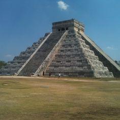 Chichen Itza,  Mexico/PP UNESCO World Heritage Site