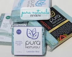 Beauty by Arielle: Pura Naturals Body and Face Sponge Review