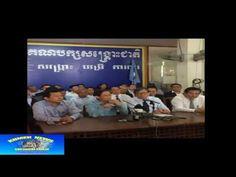 Khmer News | CNRP | Sam Rainsy |2016/10/08 | #1 |  Cambodia News | Khmer...