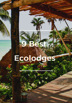 Eco resort, ecolodge, eco retreat…the nomenclature varies but the underlying concept remains the same: a green getaway where conservation, sustainability and preservation are paramount. Charlotte Steinway rounds up our 9 favorite eco-chic escapes, from Costa Rica to Egypt.