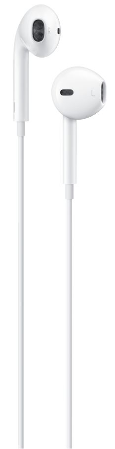 All-new EarPods produces the best sound quality possible for you.