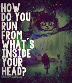 30 Inspiring Disney Quotes Alice in WonderlandAlice in Wonderland Great Quotes, Quotes To Live By, Inspirational Quotes, Super Quotes, Motivational Quotes, Living With Bipolar Disorder, Go Ask Alice, Dear Alice, Alice And Wonderland Quotes