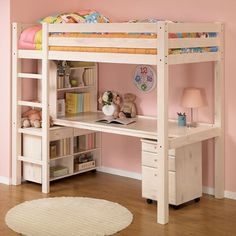 Good like this, does not occupy space. Suitable for older children