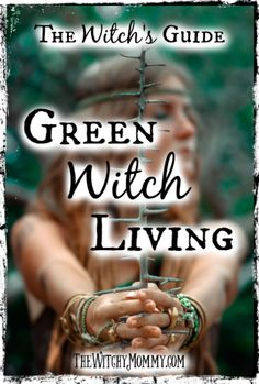 The Green Witch Living Online Course is a 52 week video course guide to help you connect with intuitive earth magick. Discover your inner green witch.