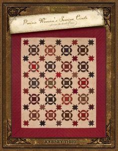 Prairie Women's Sewing Circle Club Patterns