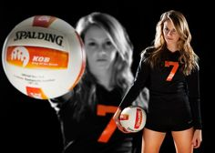 Volleyball senior picture so me