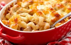 Macaroni and cheese recipes for the best homemade mac and cheese. Learn how to make baked mac and cheese, Crock-Pot mac and cheese, stovetop mac and cheese and more. Macaroni Casserole, Macaroni N Cheese Recipe, Baked Macaroni, Mac Cheese, Cheese Recipes, Fontina Cheese, Casserole Recipes, Easy Pasta Recipes, Chicken Recipes