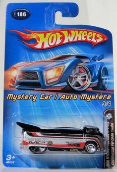 2005 Hot Wheels Mystery Car Customized VW Drag Truck